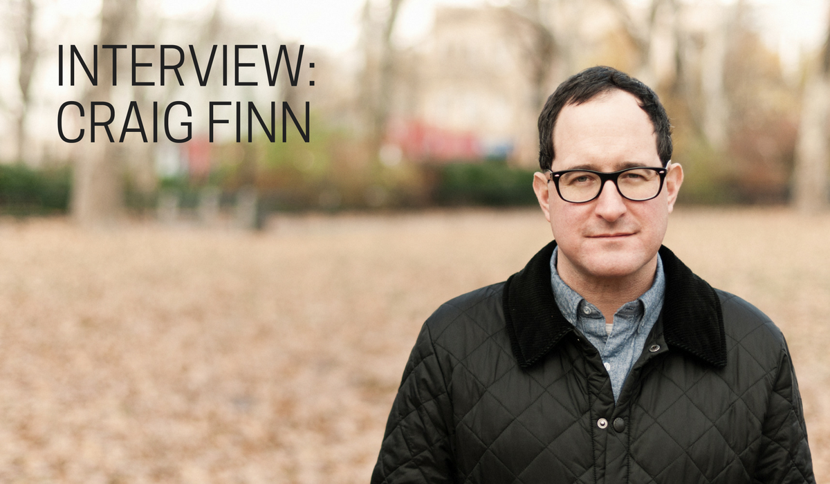 Interview: Craig Finn