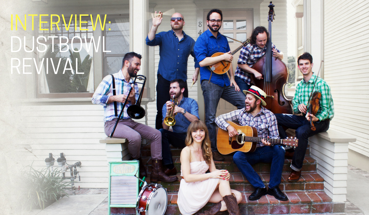 Interview: Dustbowl Revival