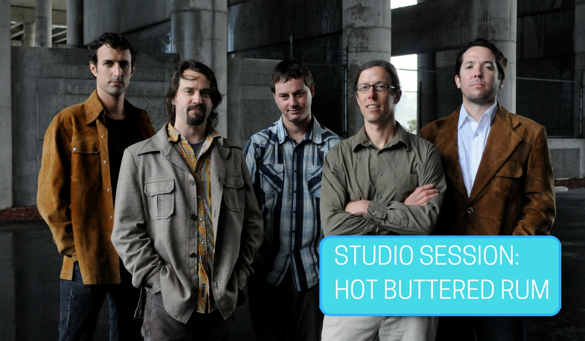 Studio Session: Hot Buttered Rum