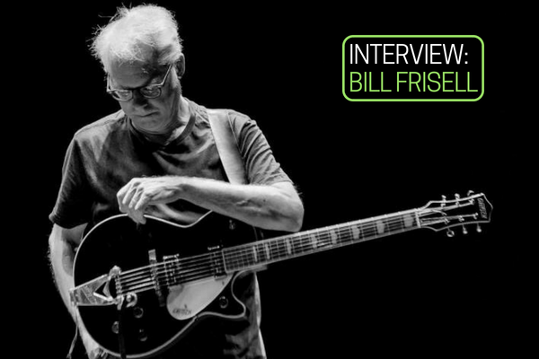 Interview: Bill Frisell