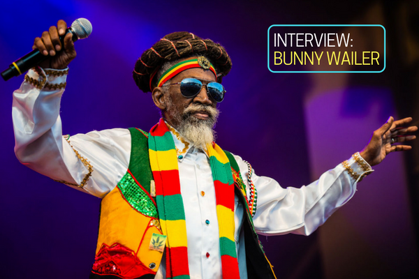 Interview: Bunny Wailer