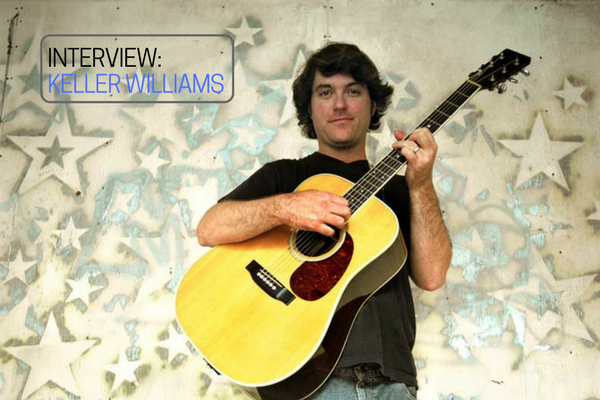 Interview: Keller Williams