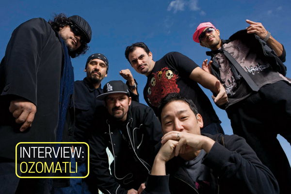 Interview: Ozomatli