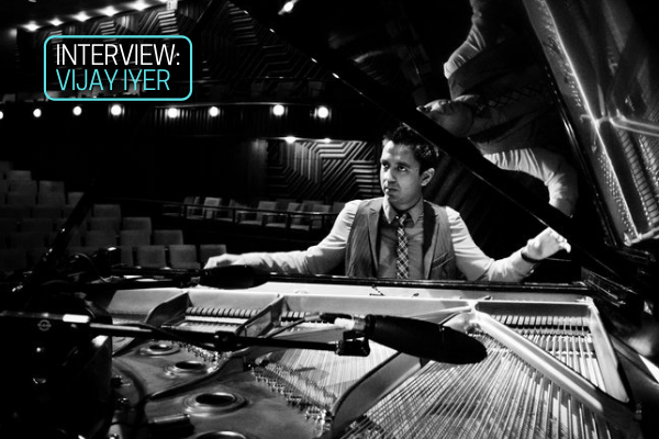Interview: Vijay Iyer