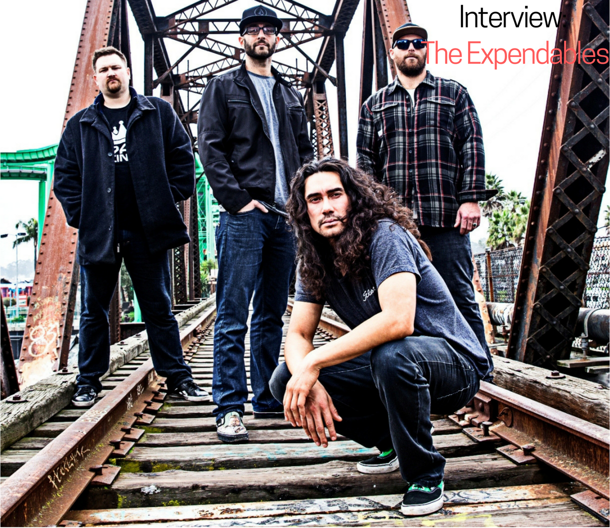 Interview: The Expendables