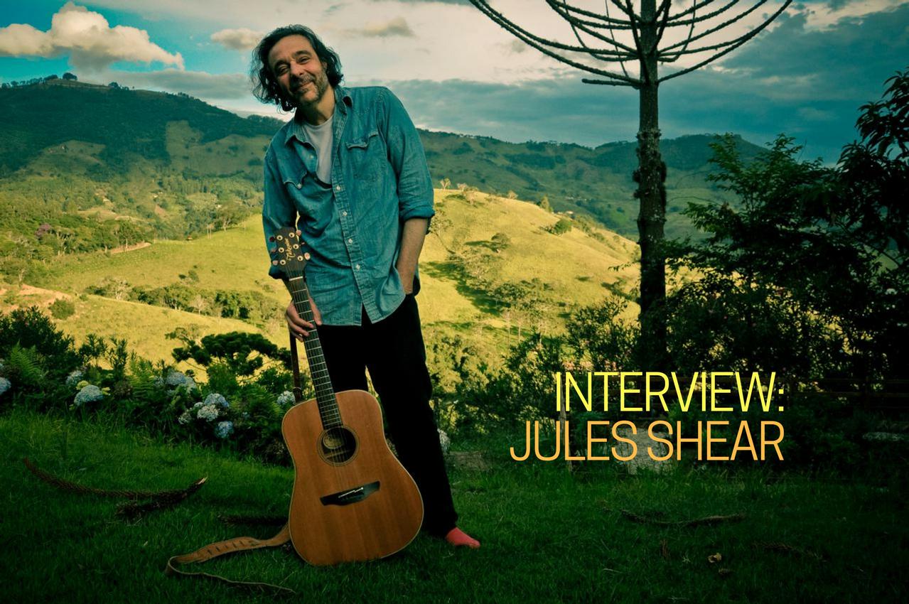 Interview: Jules Shear