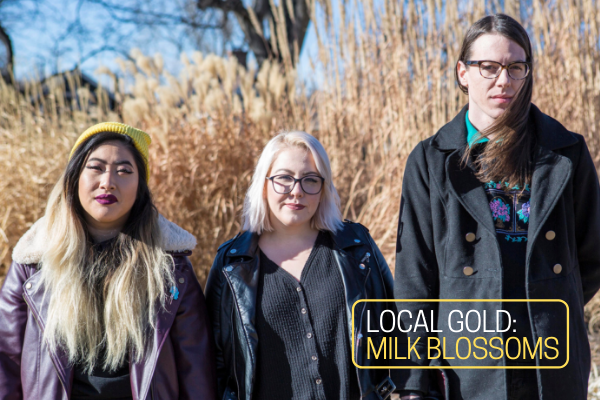 Local Gold: Milk Blossoms