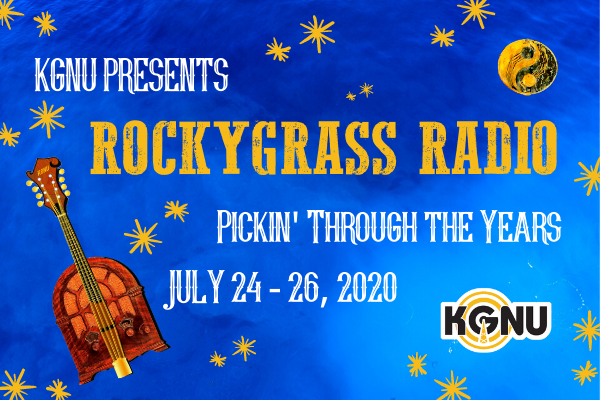 RockyGrass Radio: Pickin' Through the Years