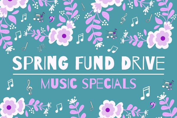 KGNU Fund Drive Music Specials - Spring 2019