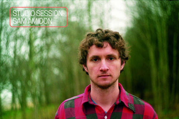 Studio Session: Sam Amidon