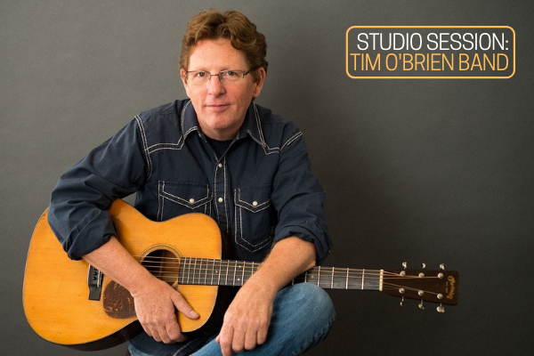 Studio Session: Tim O'Brien Band