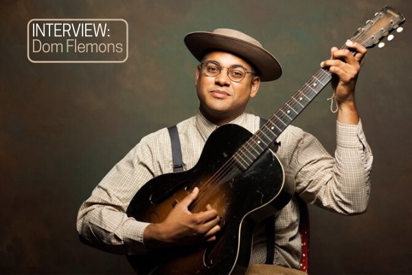 Studio Session: Dom Flemons