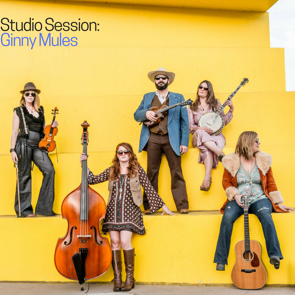 Studio Session: Ginny Mules