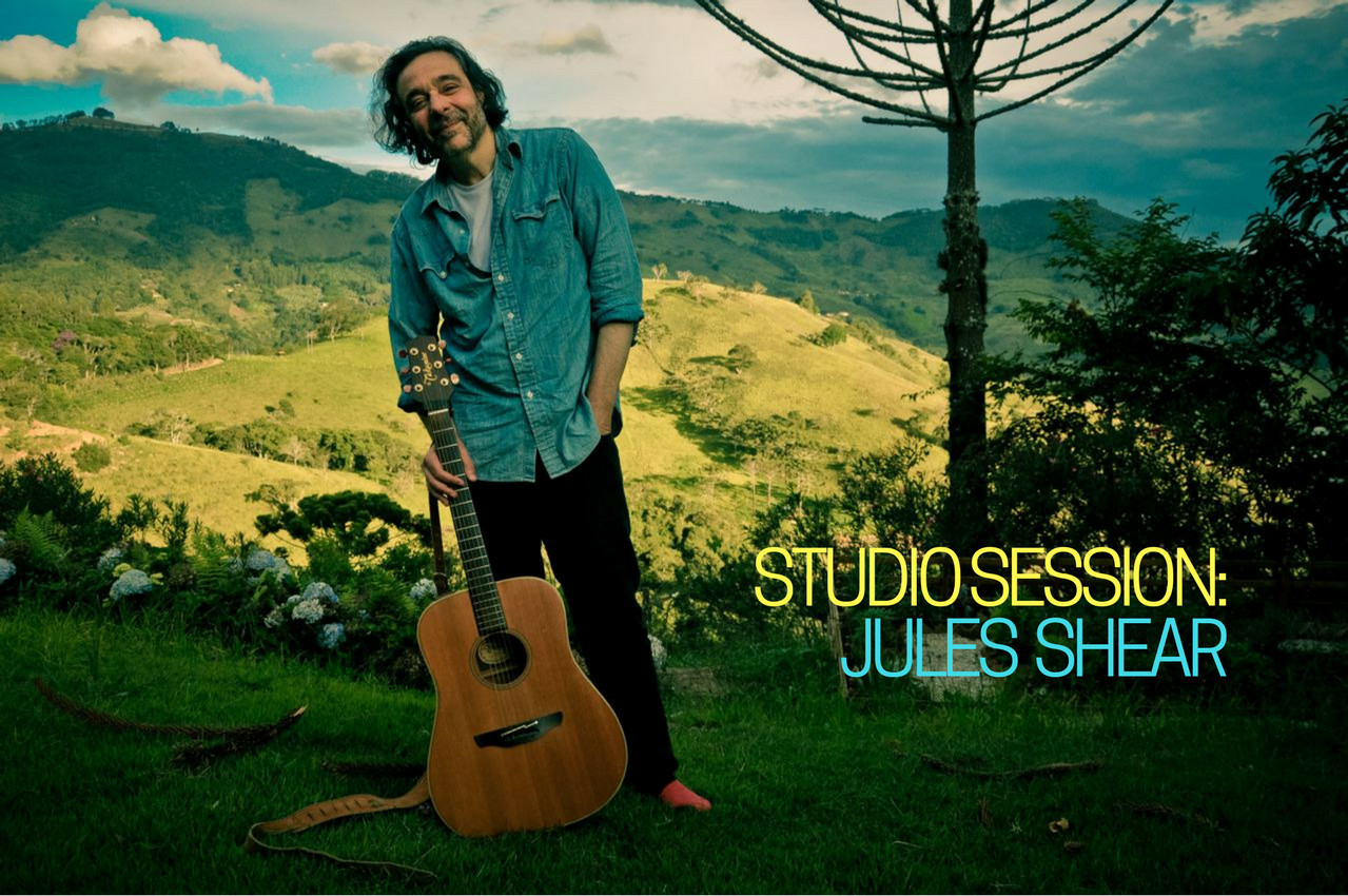 Studio Session: Jules Shear