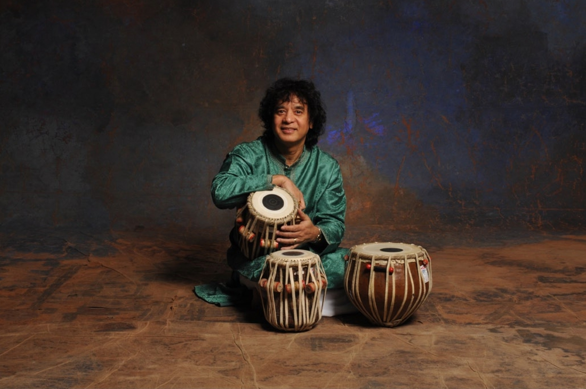 Interview: Zakir Hussain