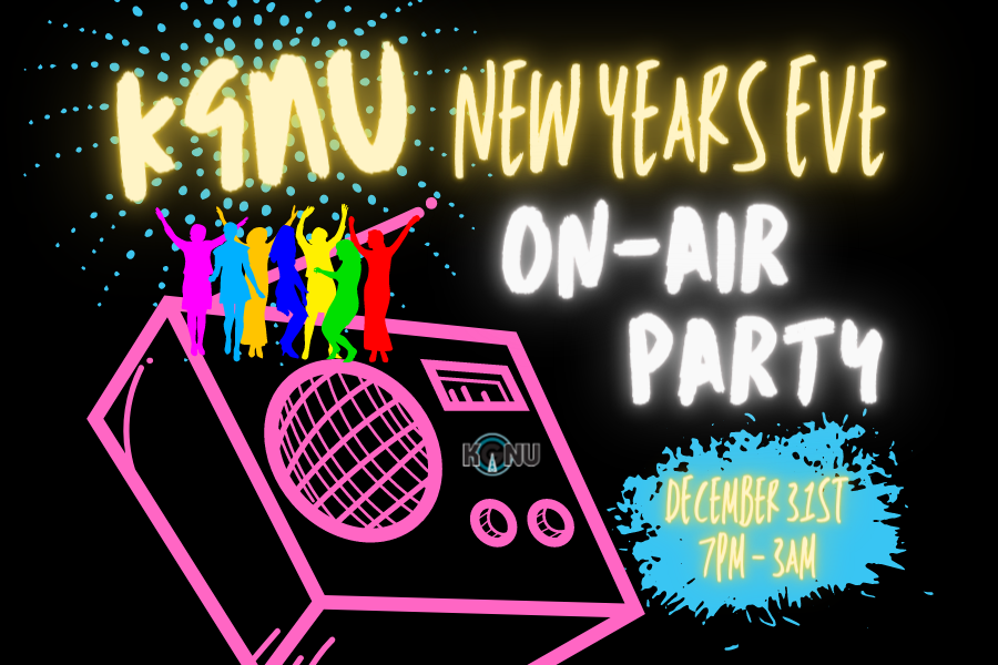 KGNU New Year's Eve On-Air Party 2021