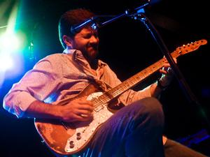 Tab Benoit with Samantha Fish