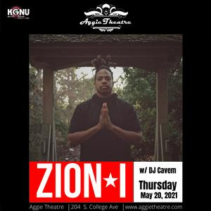 Zion I with DJ Cavem Early Show (Doors 7; Show 7:30)