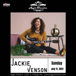 An Evening with Jackie Venson