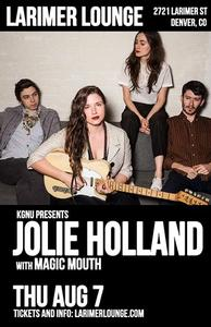 Jolie Holland with Magic Mouth