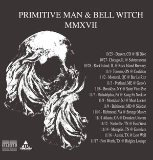 Bell Witch & Primitive Man