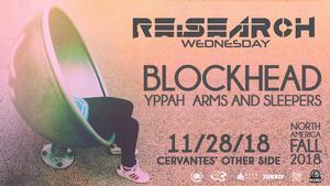 KGNU Presents: RE:SEARCH Wednesdays Feat. Blockhead with Yppah & Arms and Sleepers