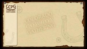 Colorado Cowboy Poetry Gathering