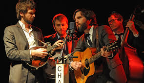 Wildflower Pavilion with Planet Bluegrass: Chatham County Line w Moors & McCumber