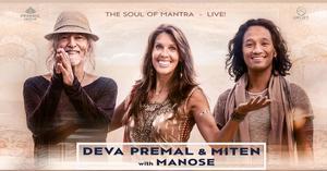 Deva Premal & Miten with Manose