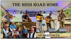 Bluegrass at the Audi featuring The High Road Home plus Orchard Creek