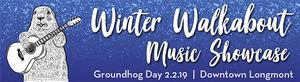 Winter Walkabout Music Showcase