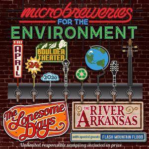 CANCELLED-Microbreweries for the Environment at Boulder Theater- CANCELLED