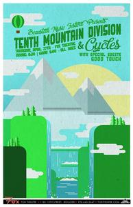 Tenth Mountain Division + Cycles with Good Touch