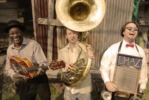 The Tin Men featuring Washboard Chaz