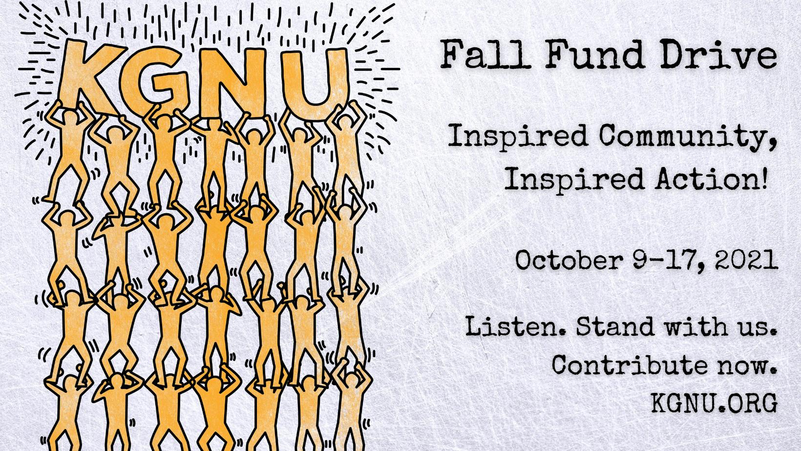 KGNU Fund Drive Music Specials - Fall 2021